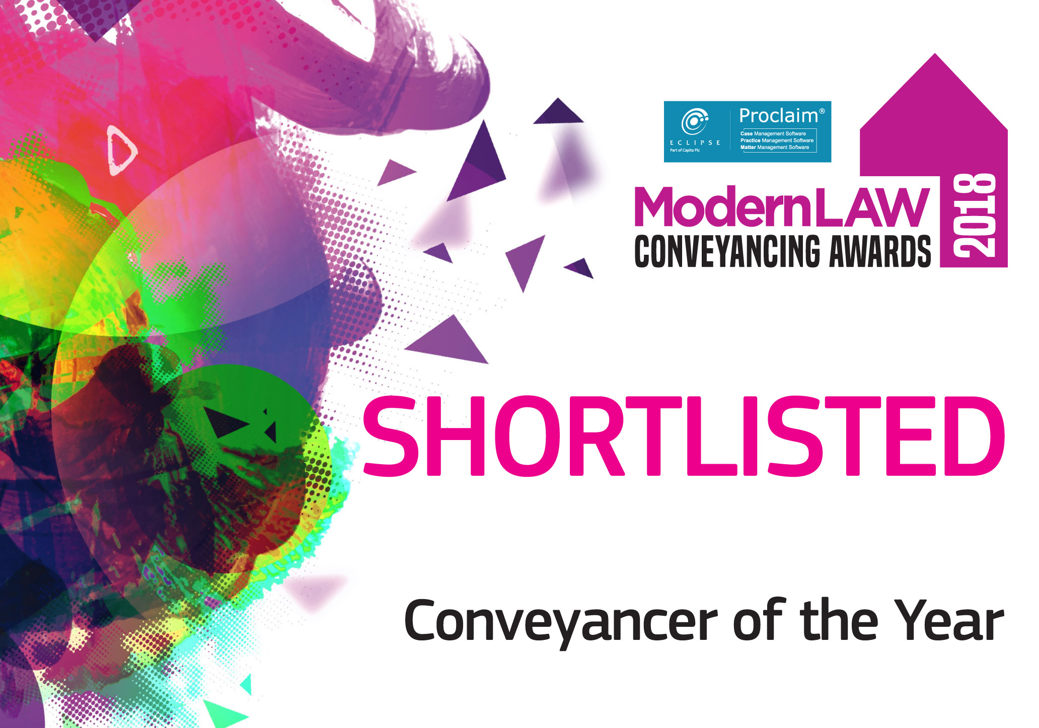 Modern Law Conveyancing Awards